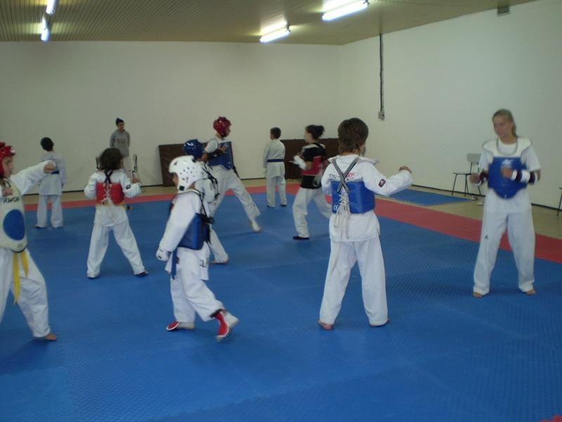 Tábor taekwondo 2009 Stará Voda