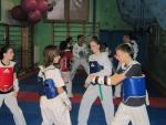 Nácvik zápasníckych techník