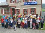 Turisticko spoznávacia akcia Stará Voda - Nálepkovo.